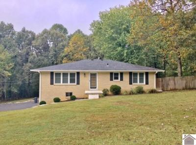Paducah Single Family Home Contract Recd - See Rmrks: 5215 Hendron Road