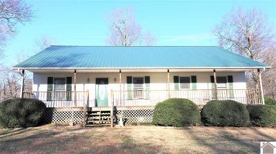 Graves County Single Family Home Contract Recd - See Rmrks: 736 Brown Road