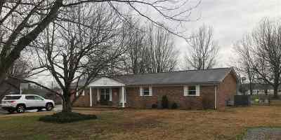 McCracken County Single Family Home Contract Recd - See Rmrks: 9730 Enlow Drive