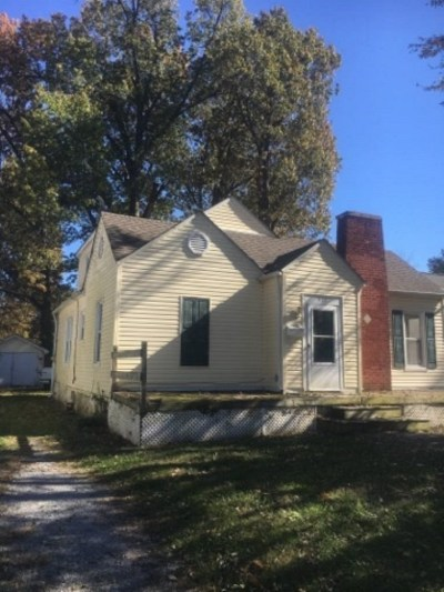 Paducah Single Family Home Contract Recd - See Rmrks: 906 N 25th Street