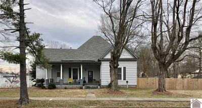 Marshall County Single Family Home For Sale: 1401 Poplar St.