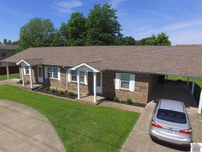 Calloway County Multi Family Home For Sale: 1301 N 16th Street