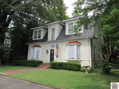 Paducah Single Family Home Contract Recd - See Rmrks: 422 S 4th Street