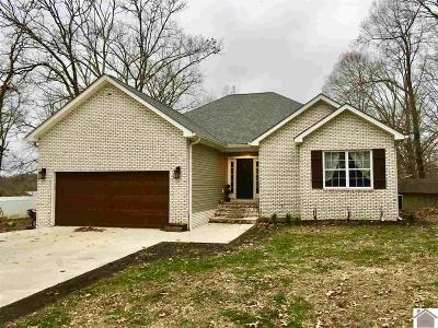 Cadiz KY Single Family Home For Sale: $183,900