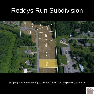 McCracken County Residential Lots & Land For Sale: 101 Reddys Run Lot 2