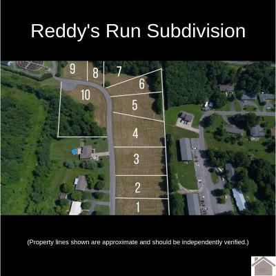 Paducah Residential Lots & Land For Sale: 101 Reddys Run Lot 10