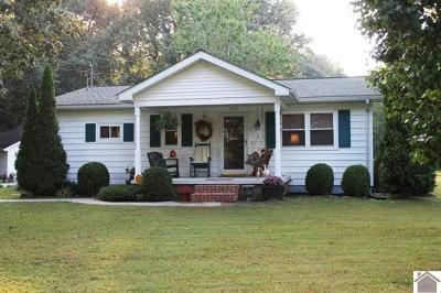 McCracken County Single Family Home For Sale: 3145 Oaks Road
