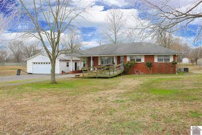 Murray KY Single Family Home For Sale: $119,900