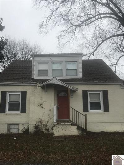 Paducah Single Family Home For Sale: 720 N. 36th