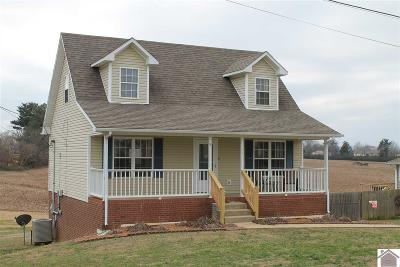 Cadiz KY Single Family Home For Sale: $119,900