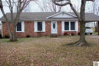 Mayfield Single Family Home Contract Recd - See Rmrks: 1812 S 10th