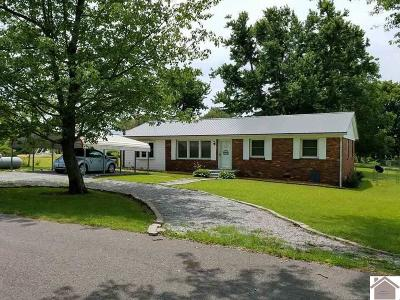 Mayfield Single Family Home Contract Recd - See Rmrks: 53 Dowdy Rd