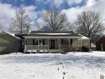 Murray Single Family Home Contract Recd - See Rmrks: 1549 Whippoorwill Drive