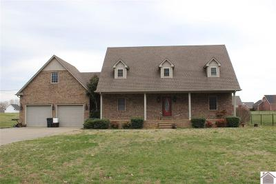 Calloway County Single Family Home For Sale: 222 Metcalf