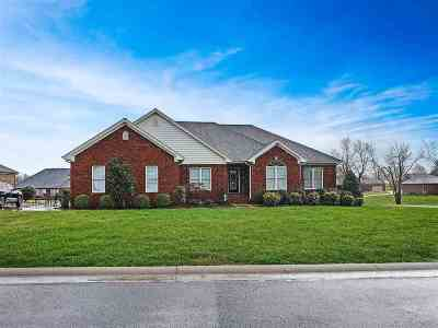 McCracken County Single Family Home For Sale: 245 Meadow Ridge Court