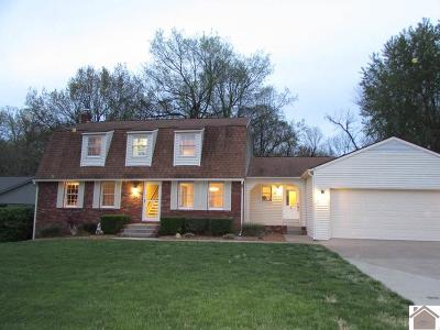 McCracken County Single Family Home For Sale: 24 Martin Circle