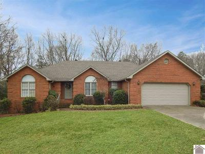 Calloway County, Marshall County Single Family Home For Sale: 1575 Mockingbird Drive