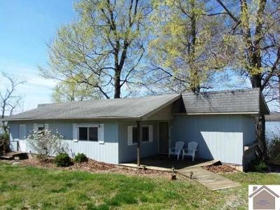 Trigg County Manufactured Home For Sale: 774 Ridge Dr.