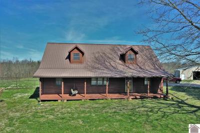 Ballard County Single Family Home For Sale: 830 Blandville Road