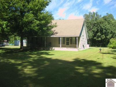 Murray Single Family Home For Sale: 644 Jones Sparkman