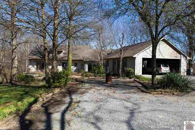 Murray Single Family Home For Sale: 1812 Old Salem Road