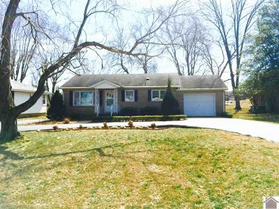 Marshall County Single Family Home For Sale: 608 E 12th