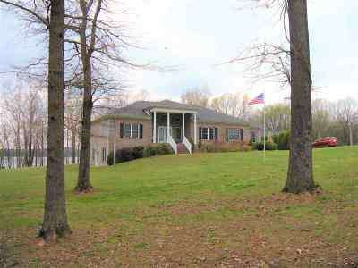 Lyon County, Trigg County Single Family Home For Sale: 119 Destiny Lane