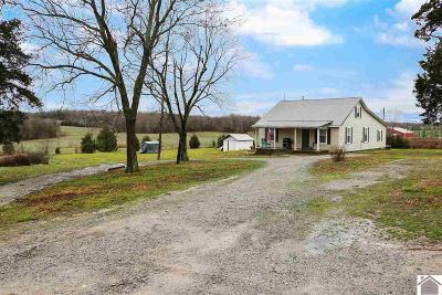 Princeton Single Family Home For Sale: 2254 Jo Jones Road