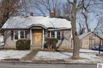 Paducah Single Family Home For Sale: 2940 Maryland Street