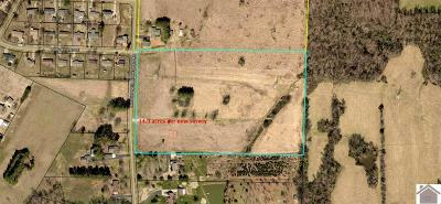 Paducah Residential Lots & Land For Sale: Rosebower Church Rd
