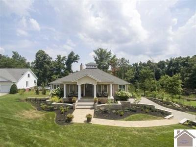 Murray, New Concord, Grand Rivers, Benton, Gilbertsville Single Family Home Contract Recd - See Rmrks: 719 Bayview