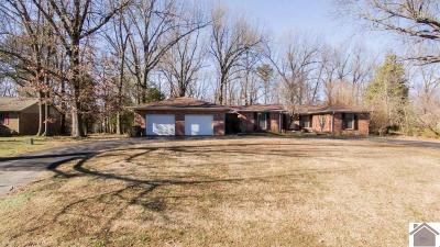 Paducah Single Family Home For Sale: 4333 St. Charles Ct.