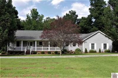 Ballard County Single Family Home For Sale: 3835 Slater Road