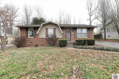Paducah Single Family Home For Sale: 371 Longview