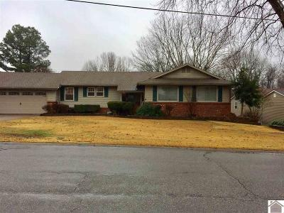 Mayfield Single Family Home For Sale: 106 Golf Cart Dr