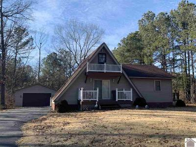 Marshall County Single Family Home For Sale: 281 Pirates Cove Road