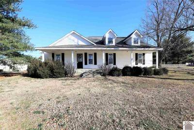 Marshall County Single Family Home Contract Recd - See Rmrks: 6656 Symsonia Hwy