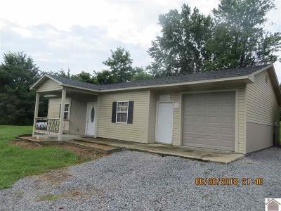 Ballard County Single Family Home Contract Recd - See Rmrks: 524 Liberty Rd.