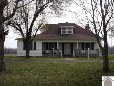 Graves County Single Family Home For Sale: 1652 Kingston Rd
