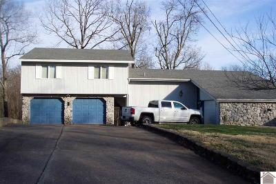 Paducah Single Family Home Contract Recd - See Rmrks: 200 Sullivan Ave
