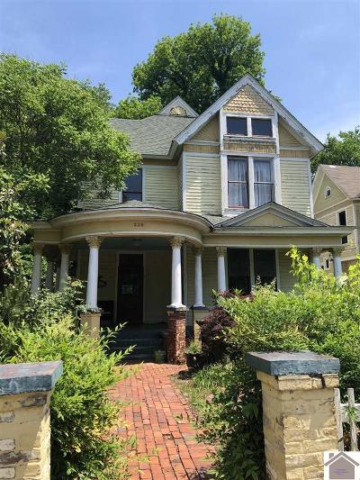 Paducah Multi Family Home For Sale: 328 N 8th