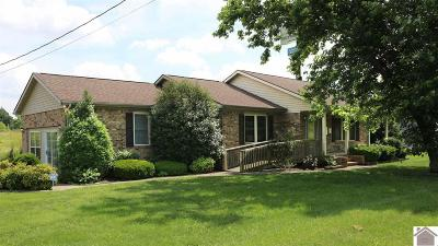 Paducah Single Family Home For Sale: 1565 Bleich Road