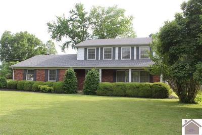 Calloway County Single Family Home For Sale: 1505 Kirkwood