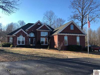 Calloway County, Marshall County Single Family Home Contract Recd - See Rmrks: 6247 Airport Road