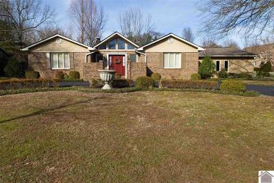 Paducah Single Family Home Contract Recd - See Rmrks: 3654 Marlborough Way
