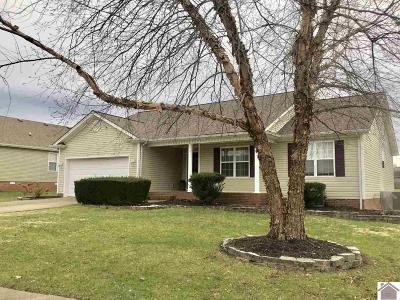 Hopkinsville Single Family Home Contract Recd - See Rmrks: 505 Clifton Ct