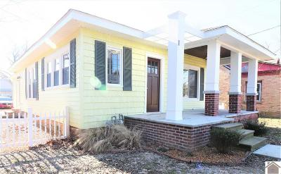 Paducah Single Family Home For Sale: 1618 Park Ave