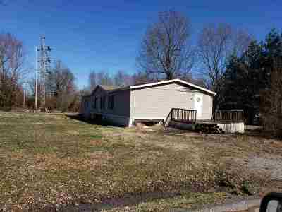 Manufactured Home For Sale: 1105 Nelson Street