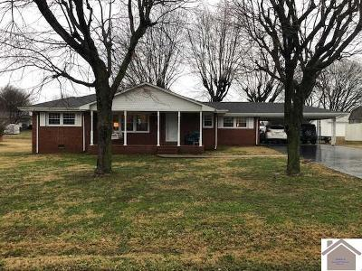 Princeton Single Family Home For Sale: 525 S Seminary Street