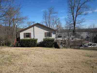 Eddyville Single Family Home For Sale: 365 Peninsula Dr.